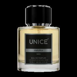 Чоловіча парфумована вода UNICE Metalica, 100 мл