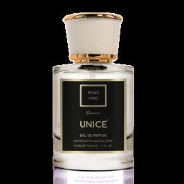 Жіноча парфумована вода UNICE Musk Rose, 50 мл